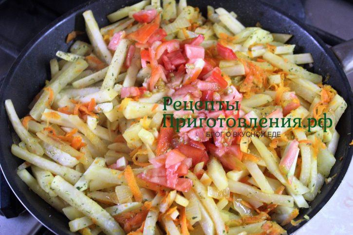 капуста кольраби рецепты блюд