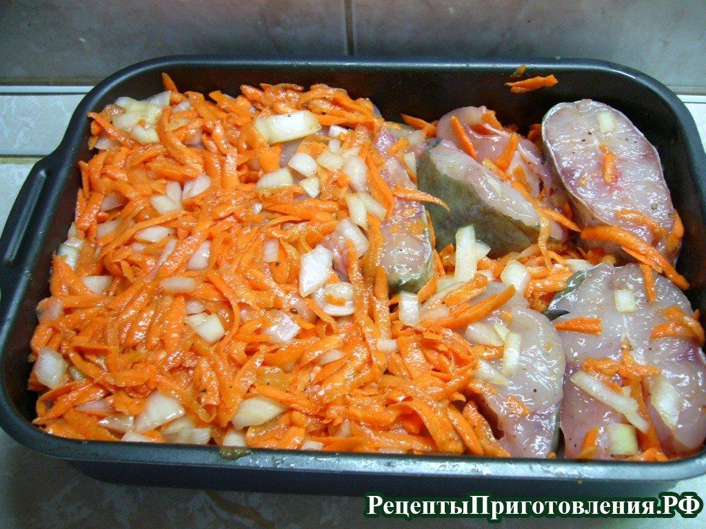 Рецепты овощной смеси в духовке