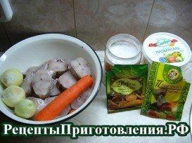 Эти продукты понадобятся для приготовления трески в духовке