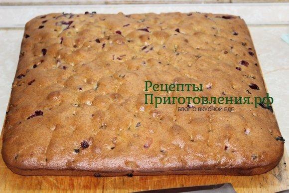 Рецепт пирога с сметаной