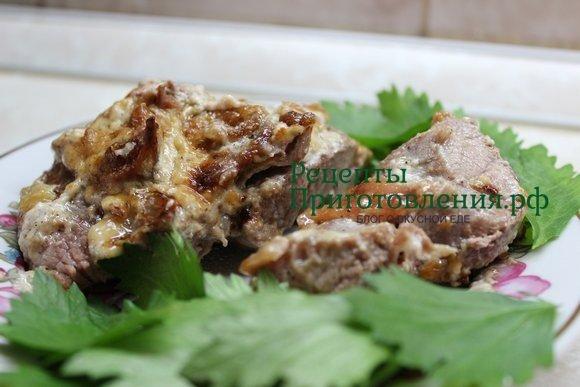 индейка стейки в духовке рецепты с фото